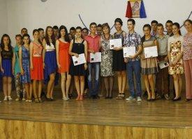 Balul absolvenţilor 2014