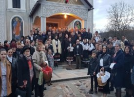 """Concertul extraordinar de pricesne """"La Umbra Crucii Tale"""", Cărbunari 2018"""